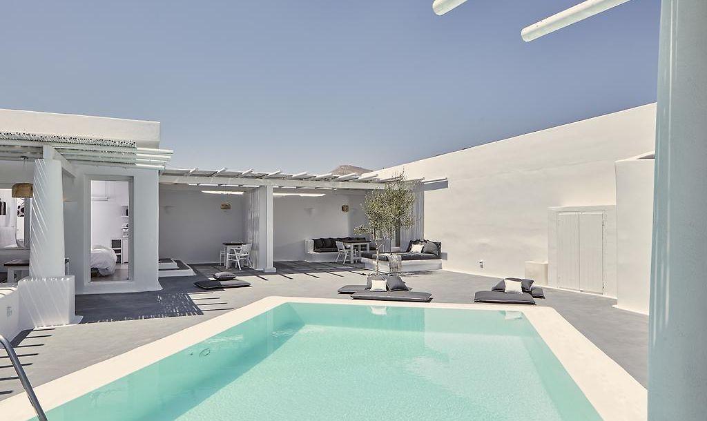 Anemos Beach Lounge Hotel Santorini